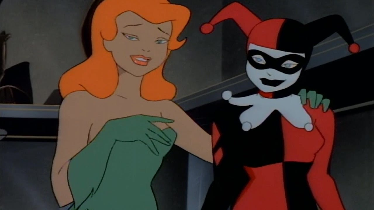 0227904a54df Harley Quinn And The Poison Ivy. Queens Of Crime. - YouTube