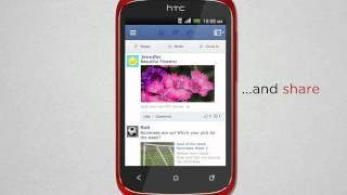 hTC DESIRE C Smartphone / Smartphone - Product video Vandenborre.be