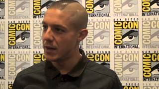Theo Rossi Talks Charity Work, Sons of Anarchy Season 6