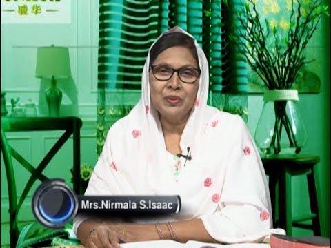 Prayer | Part-01 | Mrs.Nirmala S.Isaac | El- Shaddai Prayer House | Shubhsandeshtv