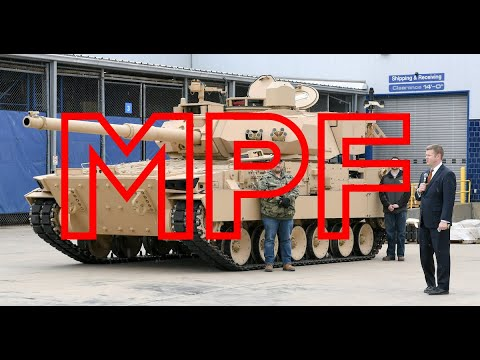 Mobile Protected Firepower (MPF) Analysis