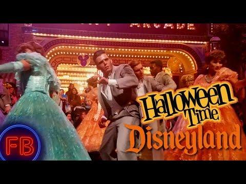 Creepy Big Thunder Trail + too much fun at Mickeys Halloween Parade