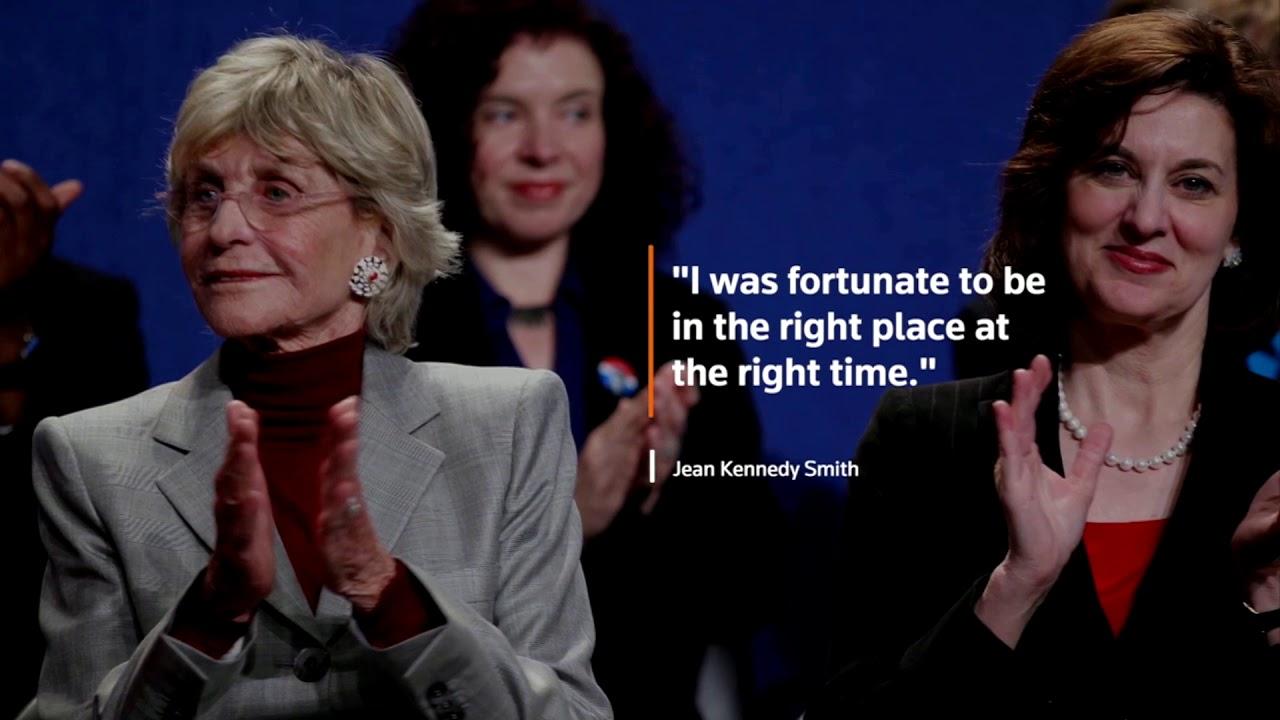 Jean Kennedy Smith, last sibling of JFK, dies