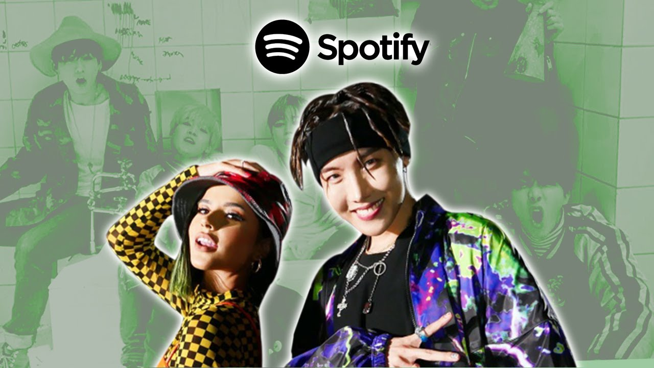 TOP 100 | MOST STREAMED BTS SONGS ON SPOTIFY - DECEMBER 2019 - YouTube