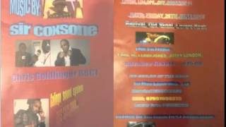 Sir Coxsone & Chris Goldfinger link with Galingo Sound, Club Lewsey, Fri 26th June, 2015