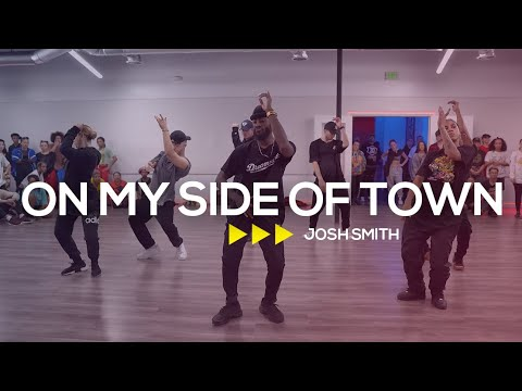 On My Side Of Town - Armon And Tray | Josh Smith Choreography | @kmdanceacademy @dancerboy_smith