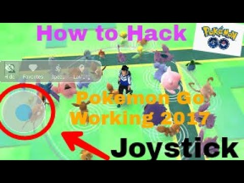 Pokemon Go Hack/Cheat Joystick No Root No Tutuapp On All Android