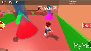 Roblox- escapando da escola (escape the school obby)