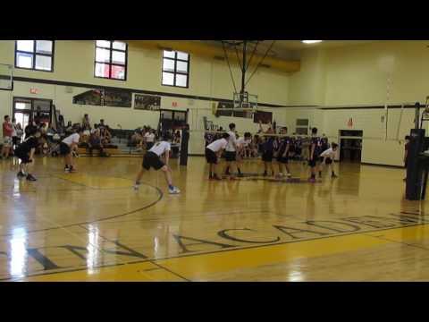 BLA v. BLS - Boys' Volleyball (Part 1)