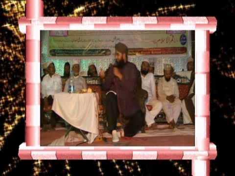 Ek Main Hi Nahi Un Par Qurban Zamana Hai_By Hafiz Furqan Raza Qadri_In Gulbarga