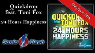 Quickdrop feat. Toni Fox - 24 Hours Happiness (Original Mix) FUTURE TRANCE Vol. 65