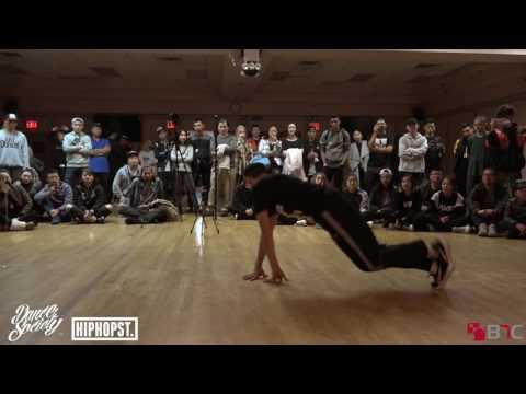 Lussy Sky Vs Flod | Top 8 | Dance Society Vol 2 | BNC