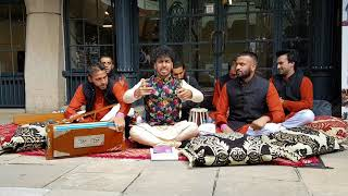 Tumhein Dillagi Bhool | Chand Ali Khan Qawwal & Party | Qawwali Group London, UK