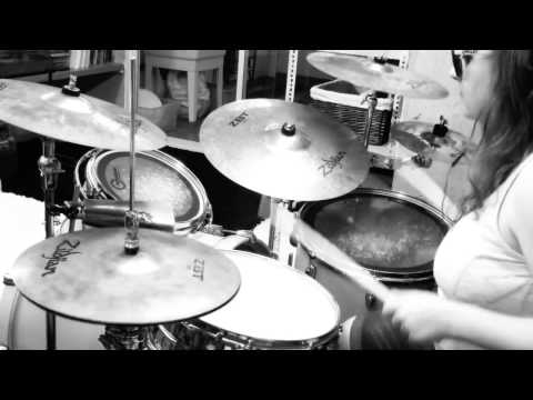 "Fall of Troy ""F.C.P.R.E.M.I.X."" Drum Cover"