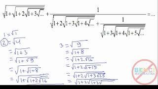 Kumpulan Contoh Soal: Soal Matematika Akar Dalam Akar