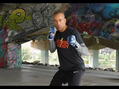 Urban Savage Shadow Boxing HIIT