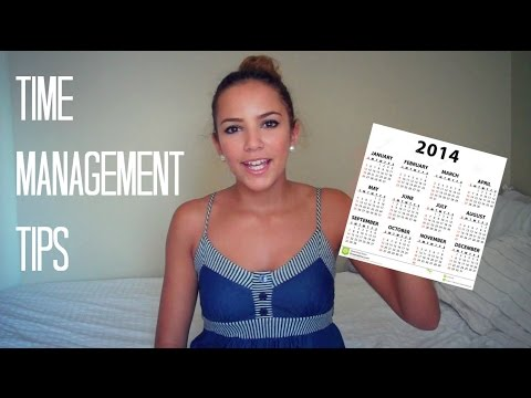 Time Management Tips for College Students - lx3bellexoxo ♡