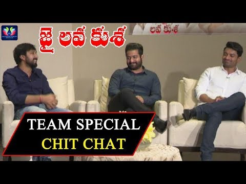 Jai Lava Kusa Movie Team Interview || Jr.Ntr || Kalyan Ram || Bobby || Telugu Full Screen