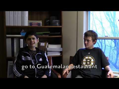 Inly School's Guatemalan Exchange Program