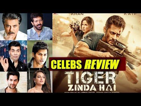 Bollywood Reaction On Tiger Zinda Hai...