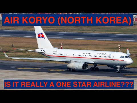 NORTH KOREA ONE STAR (SKYTRAX) AIRLINE - AIR KORYO - ECONOMY   BEIJING TO PYONGYANG   TU-204-100