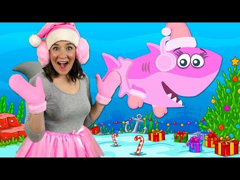 christmas-baby-shark-|-kids-songs-&-nursery-rhymes-|-christmas-sharks-song-for-kids