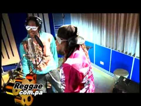 mach & daddy feat jr ranks-agua y guaro  video