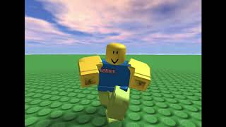 (Go watch my other damn content) old roblox epic default dance!!!!!!
