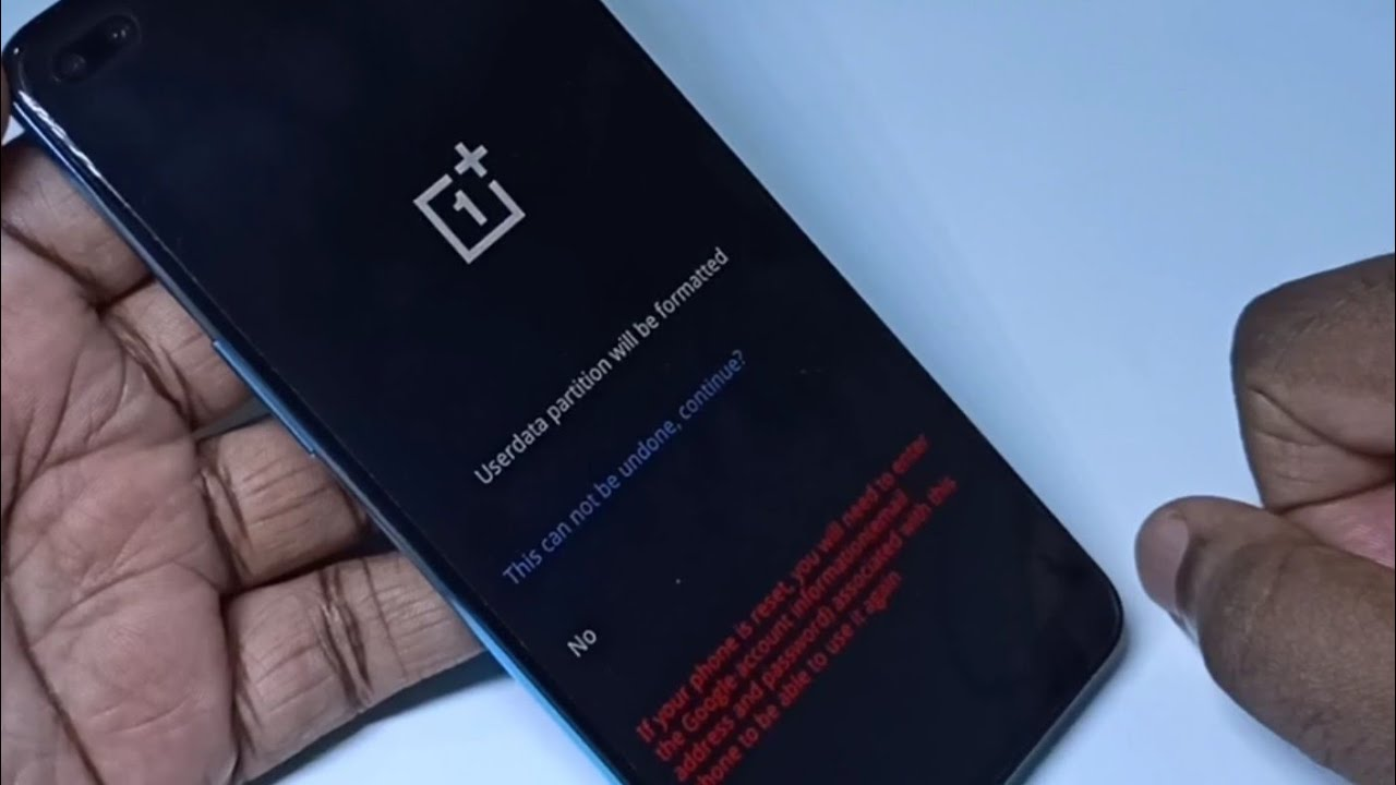 How to Reset OnePlus Nord | Hard Reset | Factory Setting | Original Setting | Recovery Mode
