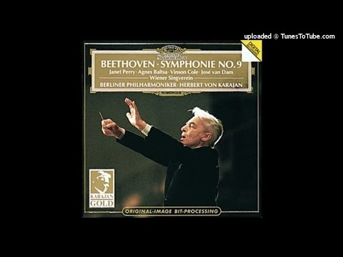 Symphony No. 9 in D minor ('Choral') Op. 125- Recitative - A