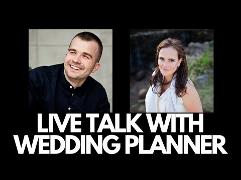 Planning a Wedding During Pandemic - Live Talk with Wedding Planner