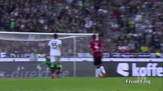 Video Gol Pertandingan Eintracht Braunschweig vs Borussia Monchengladbach