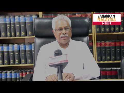 Seafield Maha Mariamman Temple Issue - A. Sivanesan explains