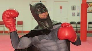 Batman v Superman: Epic Rocky Parody!