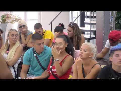 Zadruga 2 - Keti pitala Minu o muškarcima, pa Marko Marković otkrio zašto je raskinuo - 23.06.2019.