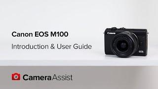 Canon EOS M100 User Guide