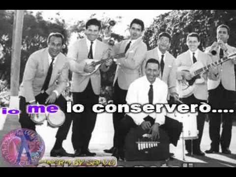Renato Carosone - La pansè (karaoke - fair use)