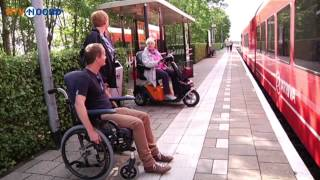 Het is gewoon eng of je kunt de trein niet uit - RTV Noord