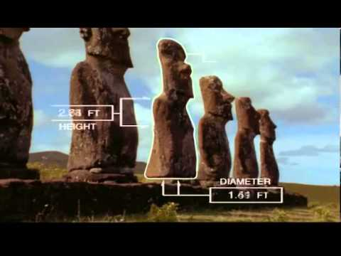 Secrets of Lost Empires Easter Island  english documentary part 1