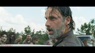 The Walking Dead    (7x09) ''barbed wire and some dynamite''