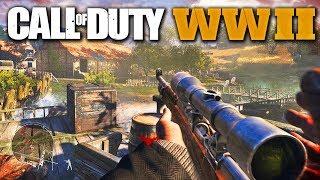 Call Of Duty World War 2 Multiplayer Gameplay - Ep1