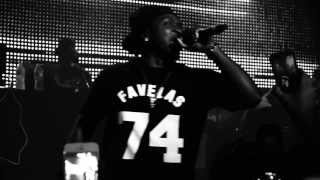 Pusha T - King Push Live @ Grand Central 12/15/2013