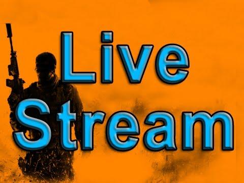 MW3 Live Stream March 15th