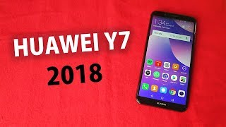 Huawei Y7 2018 - Análisis en español