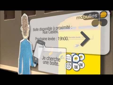 Boite aux lettres intelligente @ mobulles Paris @ Lab Postal 2011