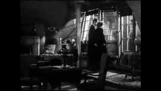 Greta Garbo and Robert Montgomery - Kiss (Inspiration, 1931)