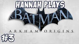 Batman: Arkham Origins #3 - Final Offer