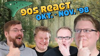GRANDIOSE Monate 🎮 90s React Okt. & Nov. '98
