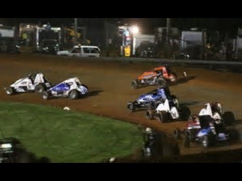 Heat race from Bloomington Speedway 6-23-17