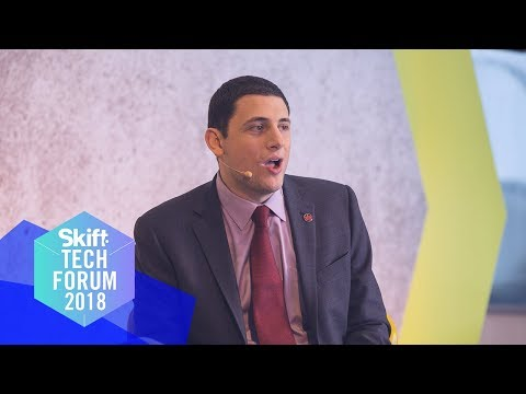 Air Canada Vice President, Loyalty And E-Commerce At Skift Tech Forum 2018